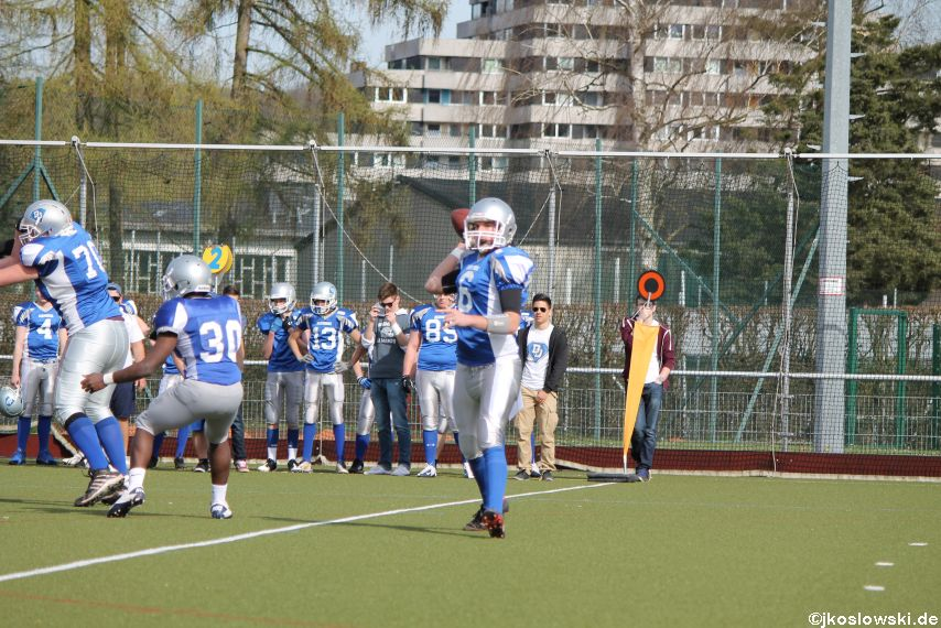 Scrimmage Marburg Mercenaries Darmstadt Diamonds Jugend 196