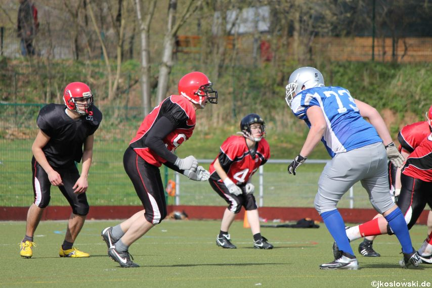 Scrimmage Marburg Mercenaries Darmstadt Diamonds Jugend 200