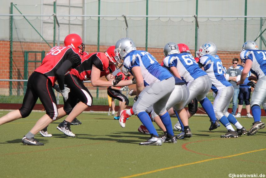 Scrimmage Marburg Mercenaries Darmstadt Diamonds Jugend 203