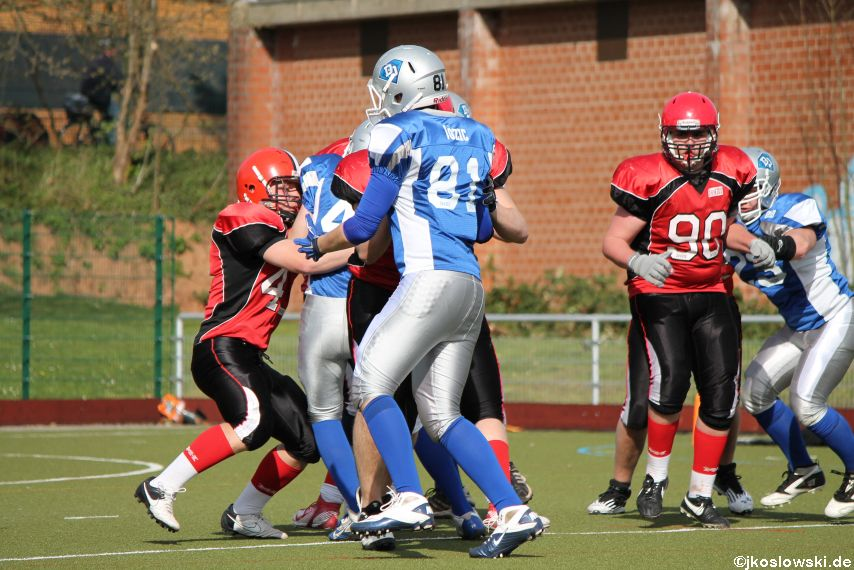 Scrimmage Marburg Mercenaries Darmstadt Diamonds Jugend 208