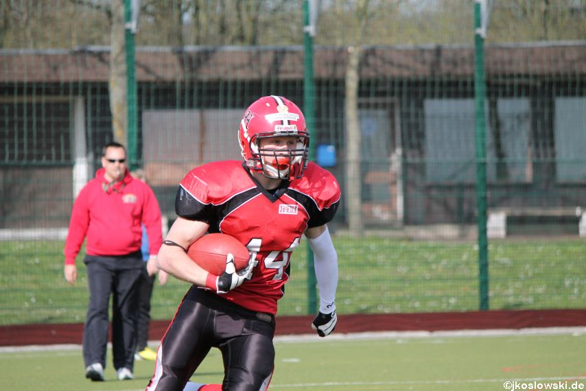 Scrimmage Marburg Mercenaries Darmstadt Diamonds Jugend 209