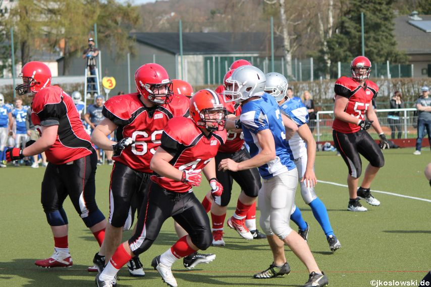 Scrimmage Marburg Mercenaries Darmstadt Diamonds Jugend 213