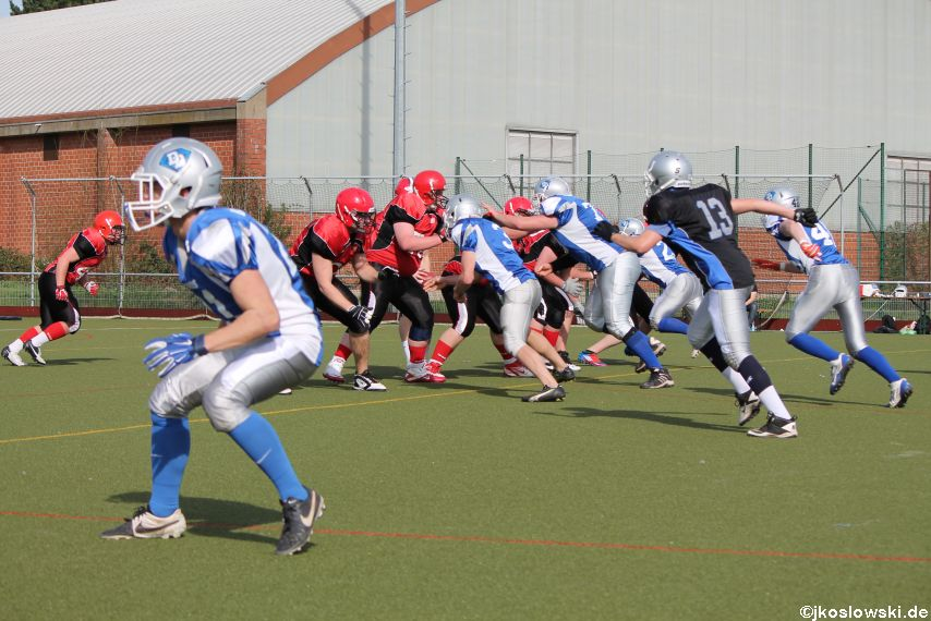 Scrimmage Marburg Mercenaries Darmstadt Diamonds Jugend 214