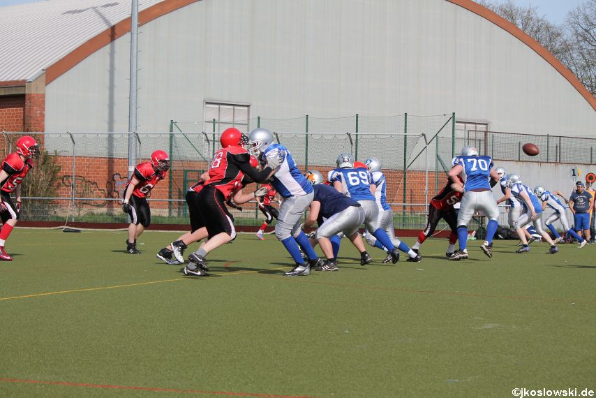 Scrimmage Marburg Mercenaries Darmstadt Diamonds Jugend 216