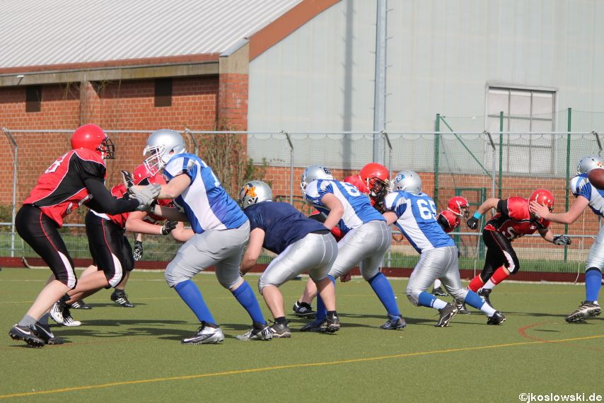 Scrimmage Marburg Mercenaries Darmstadt Diamonds Jugend 218