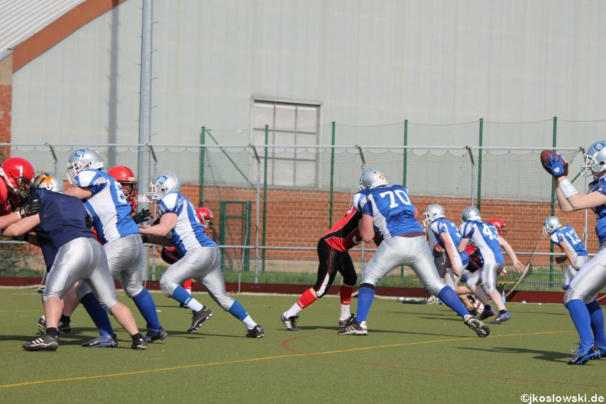 Scrimmage Marburg Mercenaries Darmstadt Diamonds Jugend 219