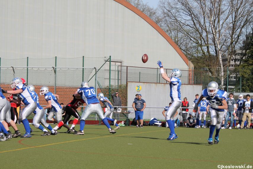 Scrimmage Marburg Mercenaries Darmstadt Diamonds Jugend 221