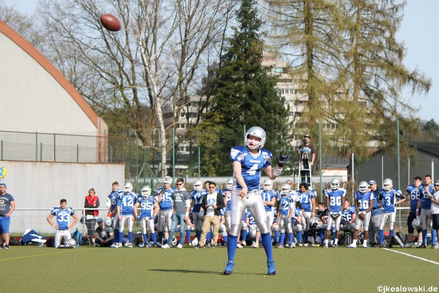 Scrimmage Marburg Mercenaries Darmstadt Diamonds Jugend 222