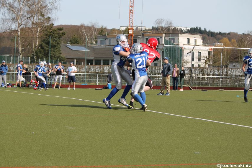 Scrimmage Marburg Mercenaries Darmstadt Diamonds Jugend 225
