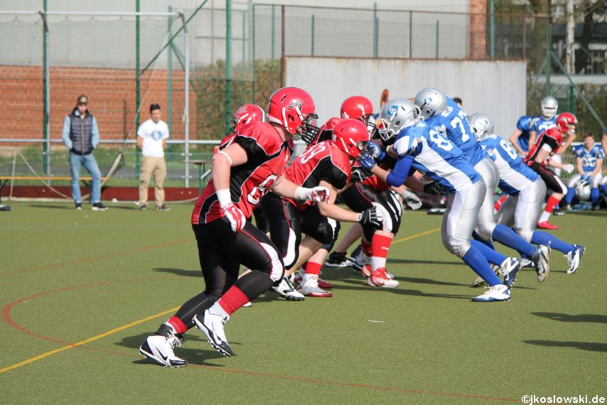 Scrimmage Marburg Mercenaries Darmstadt Diamonds Jugend 226