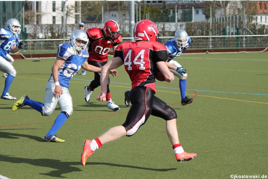 Scrimmage Marburg Mercenaries Darmstadt Diamonds Jugend 227