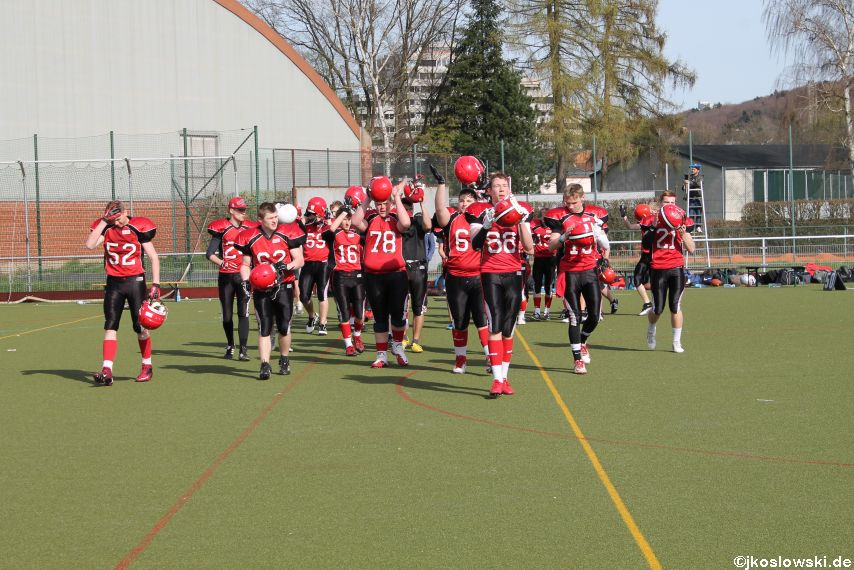 Scrimmage Marburg Mercenaries Darmstadt Diamonds Jugend 229