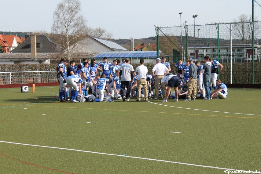 Scrimmage Marburg Mercenaries Darmstadt Diamonds Jugend 230