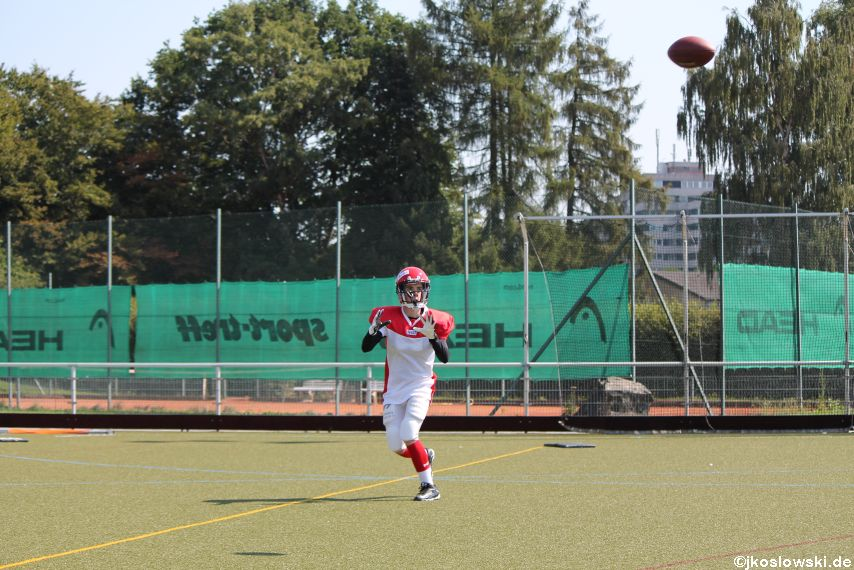 Sommer Camp der Jugend Footballer der Marburg Mercenaries 047