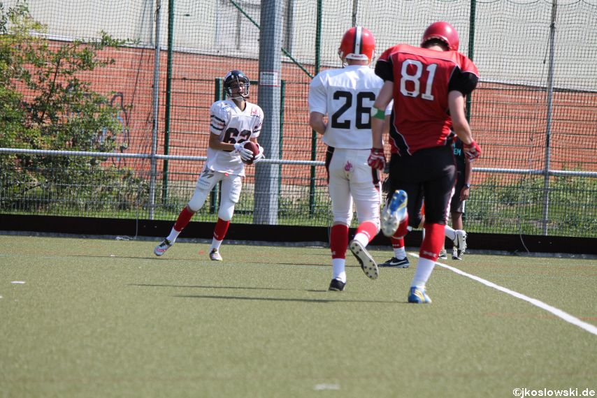 Sommer Camp der Jugend Footballer der Marburg Mercenaries 093