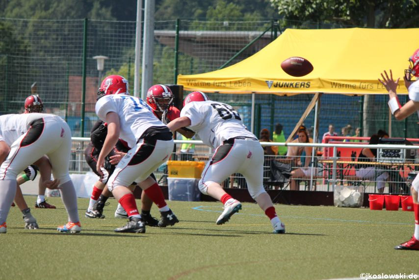 Sommer Camp der Jugend Footballer der Marburg Mercenaries 109