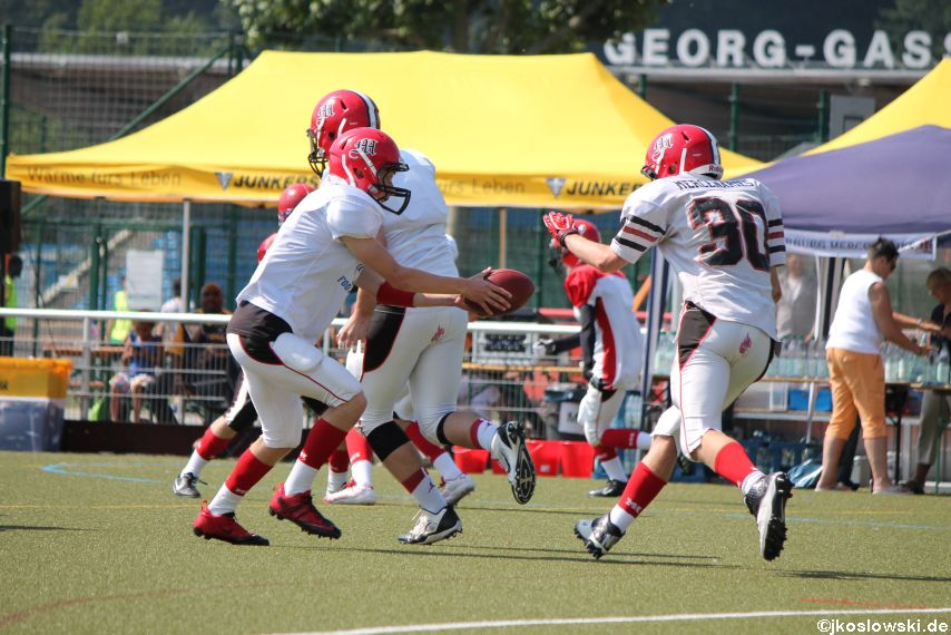 Sommer Camp der Jugend Footballer der Marburg Mercenaries 113