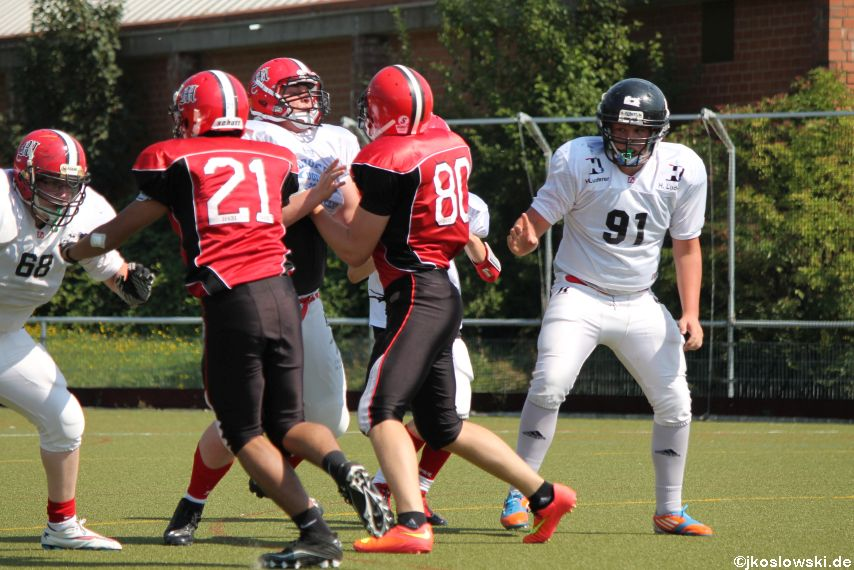 Sommer Camp der Jugend Footballer der Marburg Mercenaries 139