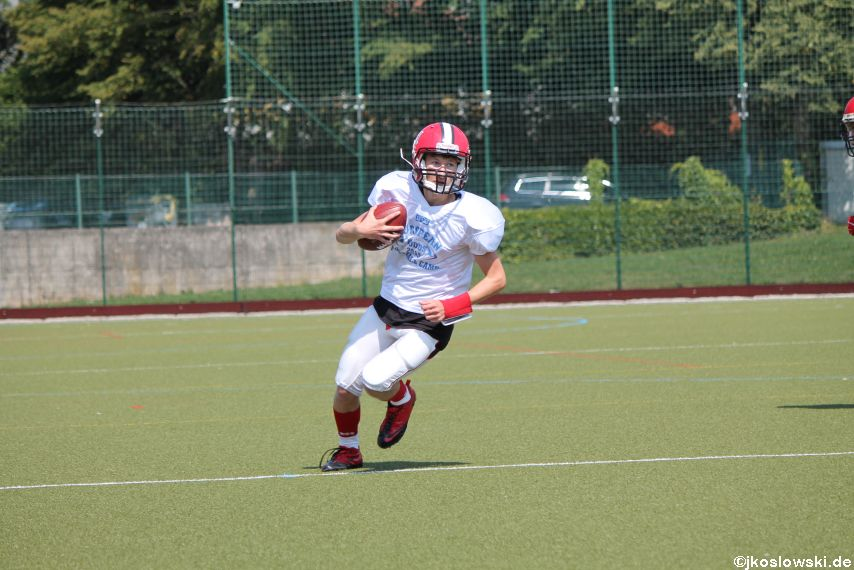 Sommer Camp der Jugend Footballer der Marburg Mercenaries 146