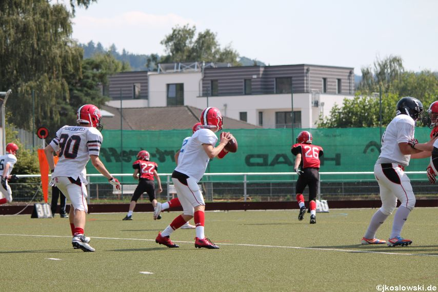 Sommer Camp der Jugend Footballer der Marburg Mercenaries 164