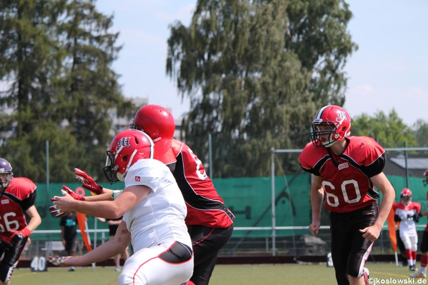 Sommer Camp der Jugend Footballer der Marburg Mercenaries 213