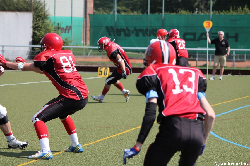 Sommer Camp der Jugend Footballer der Marburg Mercenaries 223