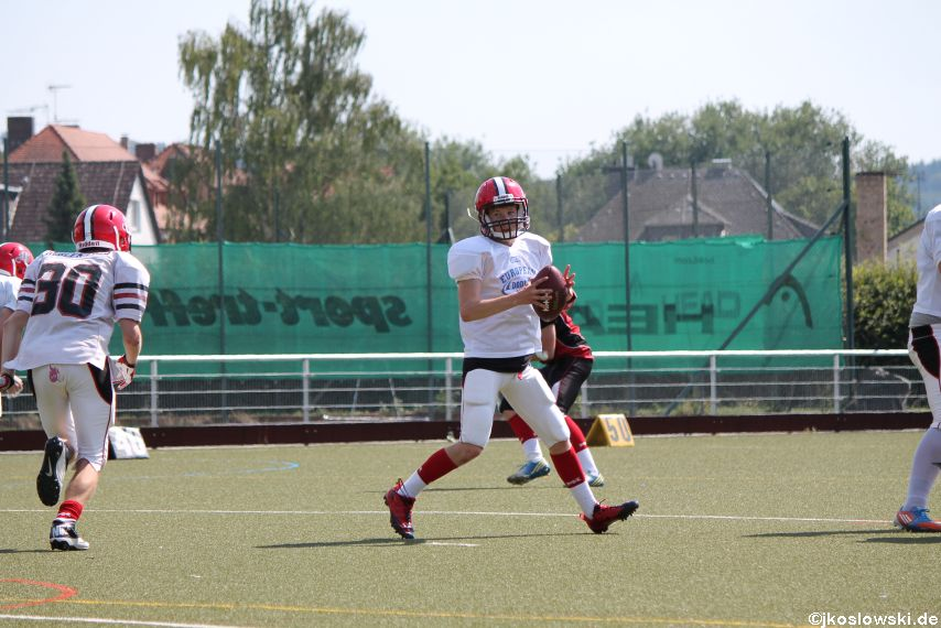 Sommer Camp der Jugend Footballer der Marburg Mercenaries 235