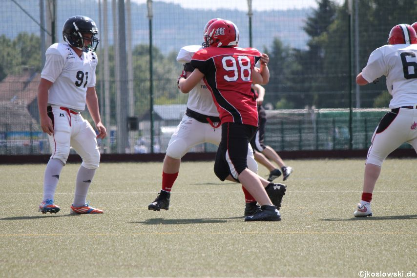 Sommer Camp der Jugend Footballer der Marburg Mercenaries 248