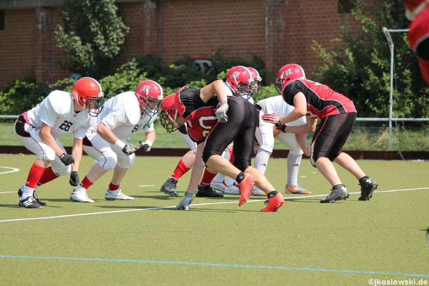 Sommer Camp der Jugend Footballer der Marburg Mercenaries 258