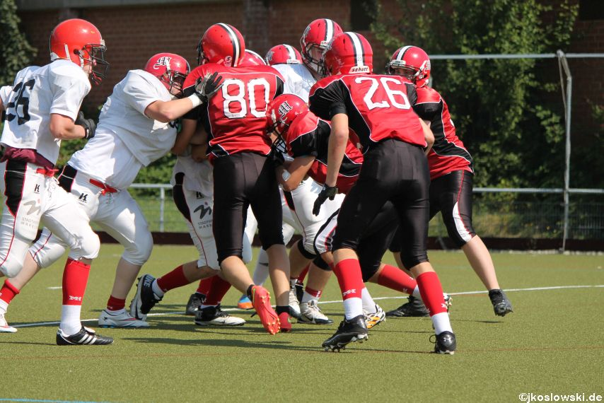 Sommer Camp der Jugend Footballer der Marburg Mercenaries 265