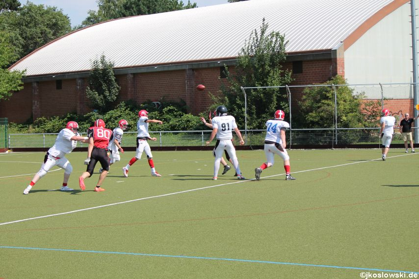 Sommer Camp der Jugend Footballer der Marburg Mercenaries 273