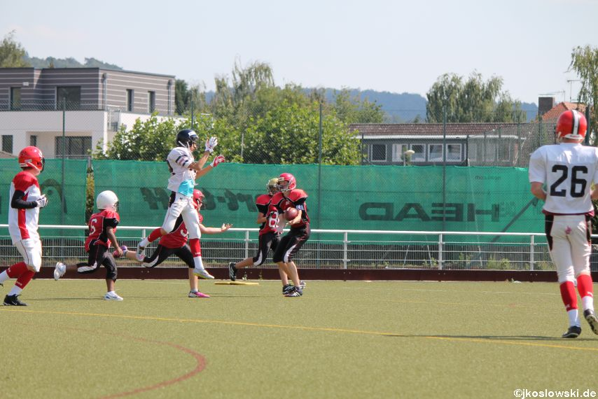 Sommer Camp der Jugend Footballer der Marburg Mercenaries 276
