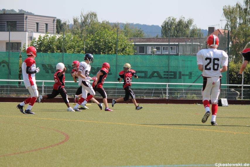 Sommer Camp der Jugend Footballer der Marburg Mercenaries 277