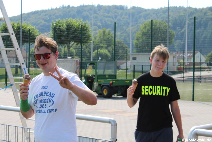 Sommer Camp der Jugend Footballer der Marburg Mercenaries 286