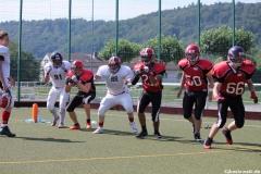 Sommer Camp der Jugend Footballer der Marburg Mercenaries 040