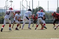 Sommer Camp der Jugend Footballer der Marburg Mercenaries 096