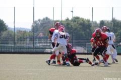 Sommer Camp der Jugend Footballer der Marburg Mercenaries 104