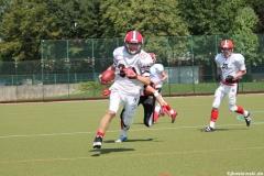 Sommer Camp der Jugend Footballer der Marburg Mercenaries 152