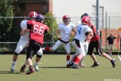 Sommer Camp der Jugend Footballer der Marburg Mercenaries 160