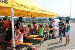 Sommer Camp der Jugend Footballer der Marburg Mercenaries 293