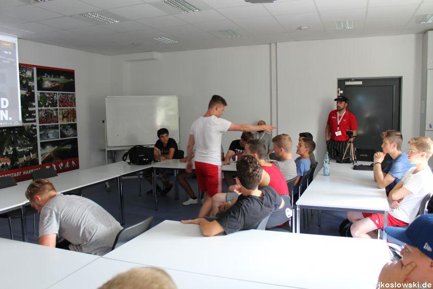 Try Out der Jugend Footballer der Marburg Mercenaries 001