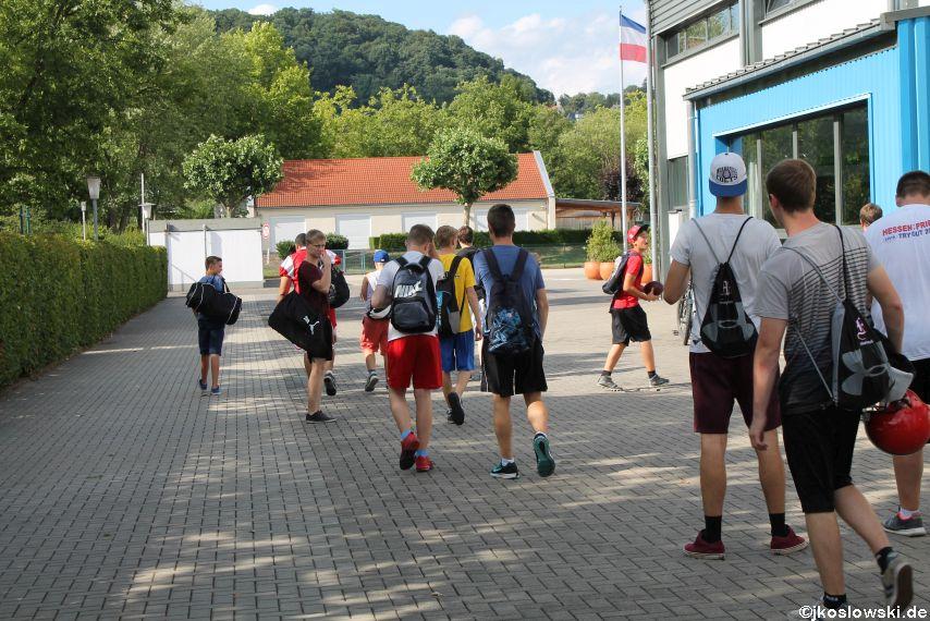 Try Out der Jugend Footballer der Marburg Mercenaries 006