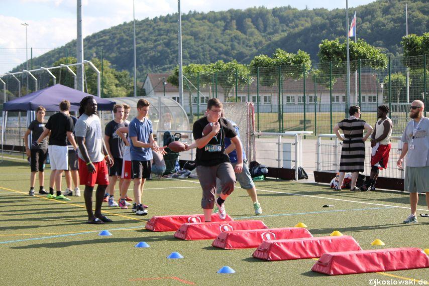 Try Out der Jugend Footballer der Marburg Mercenaries 028