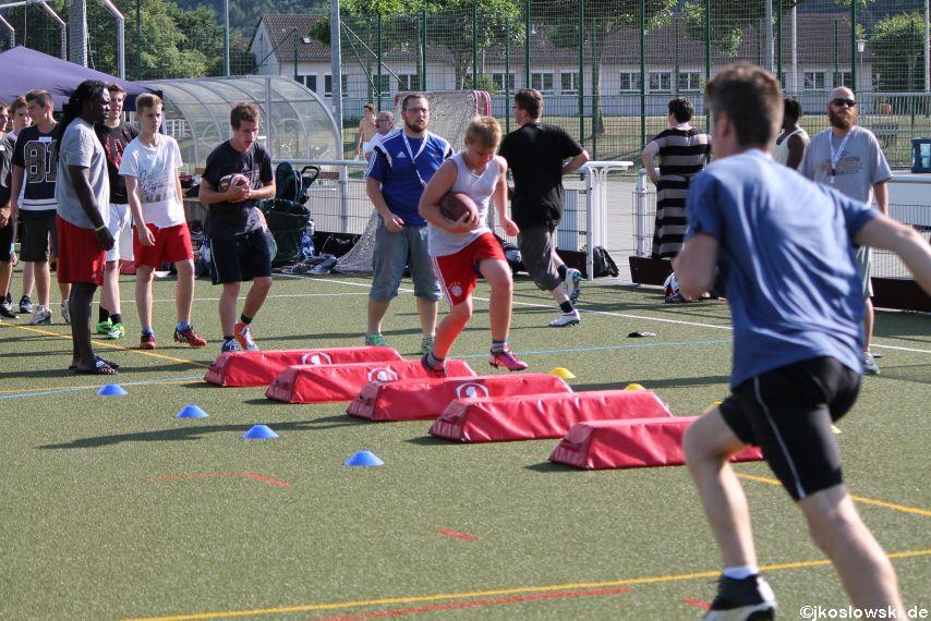 Try Out der Jugend Footballer der Marburg Mercenaries 029