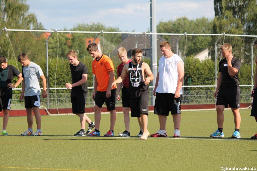 Try Out der Jugend Footballer der Marburg Mercenaries 031