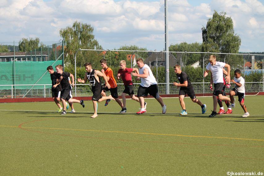Try Out der Jugend Footballer der Marburg Mercenaries 032