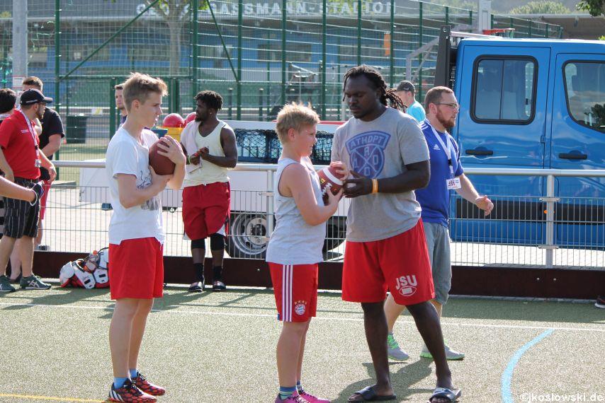 Try Out der Jugend Footballer der Marburg Mercenaries 037