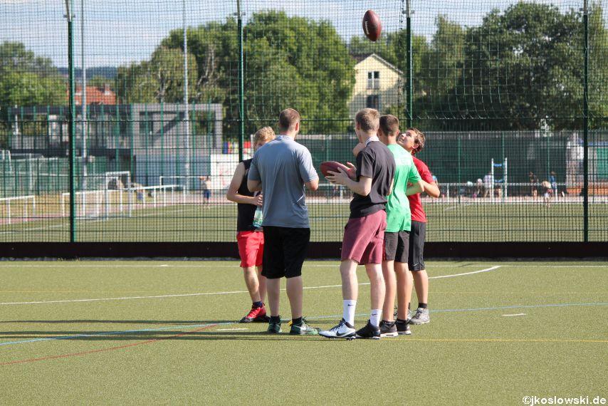 Try Out der Jugend Footballer der Marburg Mercenaries 038