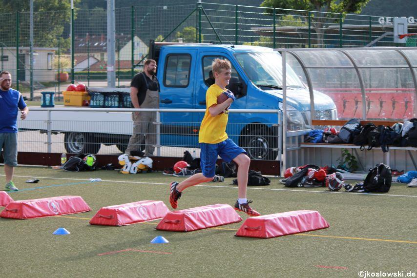 Try Out der Jugend Footballer der Marburg Mercenaries 045
