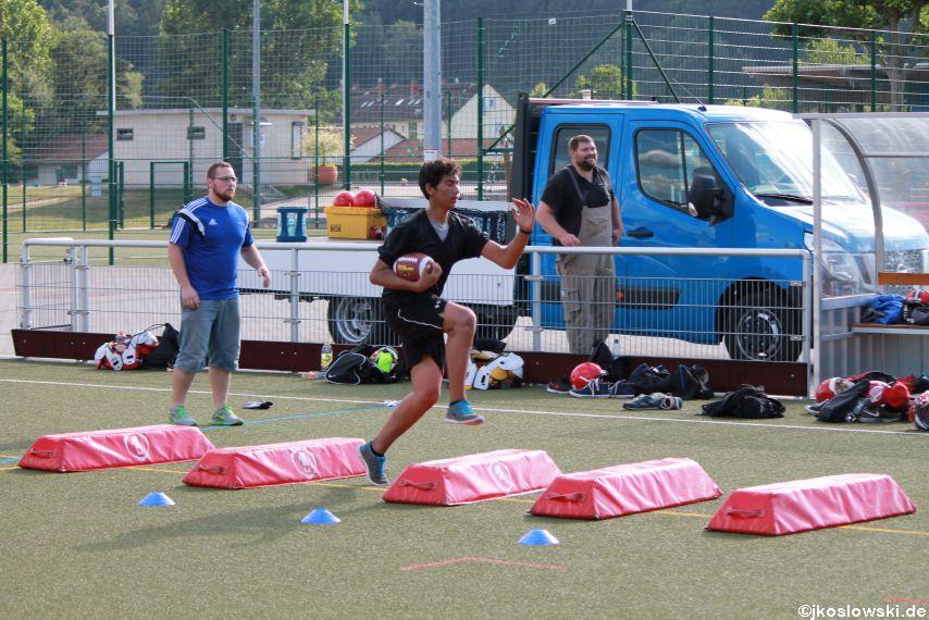 Try Out der Jugend Footballer der Marburg Mercenaries 046